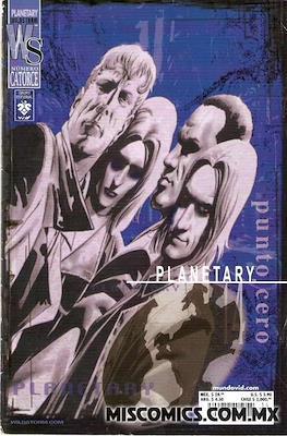 Planetary/The Authority (Grapa Flipbook) #14