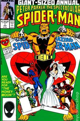 The Spectacular Spider-Man Vol 1 Annuals (Comic Book) #7