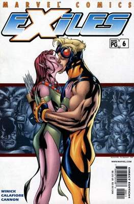 Exiles Vol 1 (Comic book) #6