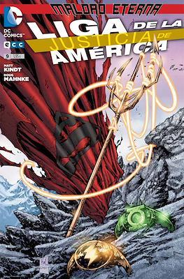 Liga de la Justicia de América (Grapa 32 pp) #9