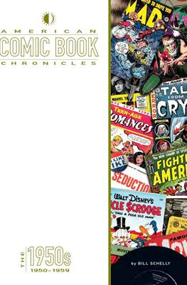 American Comic Book Chronicles (Hardcover) #3