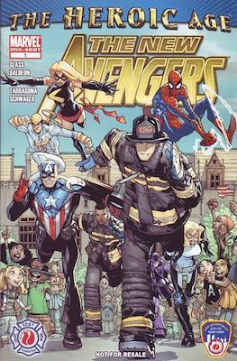 The New Avengers #1 FDNY