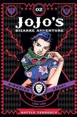 JoJo's Bizarre Adventure: Part 2--Battle Tendency (Hardcover) #2