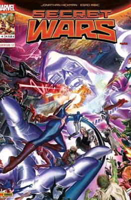 Secret Wars (Broché) #4