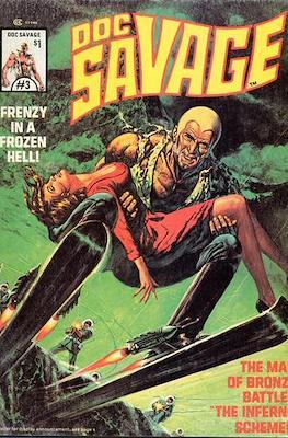 Doc Savage Vol 2 (Magazine) #3