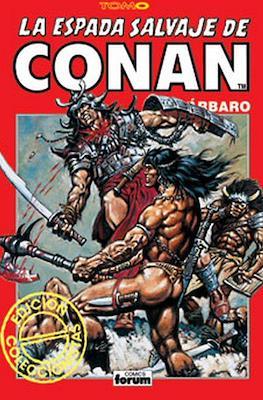 La Espada Salvaje de Conan el Bárbaro. Edición coleccionistas (Rojo) (Cartoné 192 pp) #39