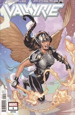 Valkyrie (2019- Variant Cover) #1.2