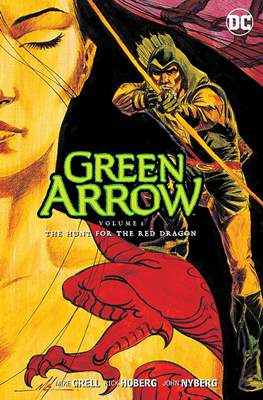 Green Arrow Vol. 2 (Paperback) #8