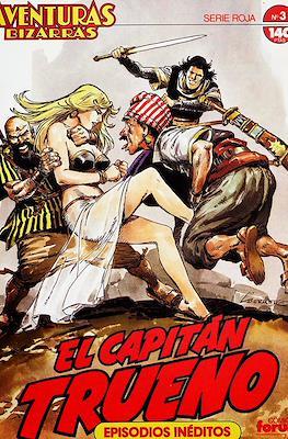 Aventuras Bizarras. El Capitán Trueno. Serie Roja (Grapa, 28 páginas) #3