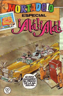 Mortadelo Especial / Mortadelo Super Terror (Grapa 100-76 pp) #161