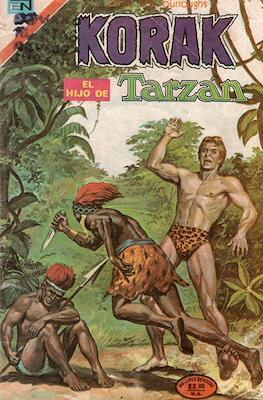 Korak, el hijo de Tarzán (Grapa 36 pp) #31