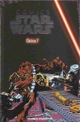 Star Wars comics. Coleccionable #7