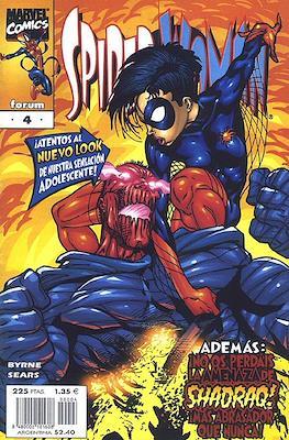 Spider-Woman (2000-2001) (Grapa. 17x26. 24 páginas. Color.) #4
