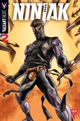 Ninjak(2015) (Comic-book) #2