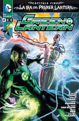 Green Lantern Especial: La Ira del Primer Lantern Capítulo Final