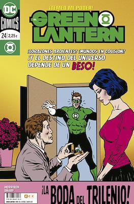 Green Lantern. Nuevo Universo DC / Hal Jordan y los Green Lantern Corps. Renacimiento #106/24