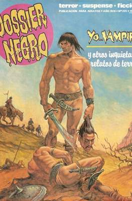 Dossier Negro (Rústica y grapa [1968 - 1988]) #205