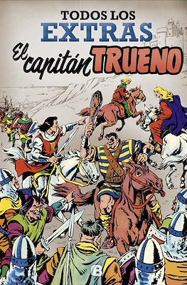 El Capitán Trueno. Todos los extras