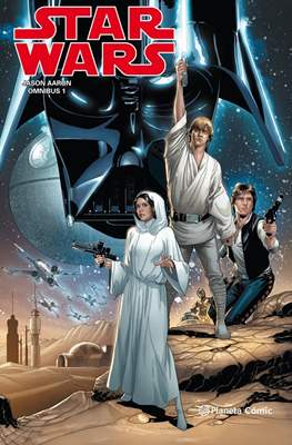 Star Wars de Jason Aaron Omnibus (Cartoné 680-536 pp) #1