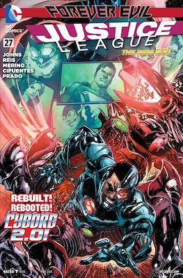 Justice League Vol. 2 (2011-2016) (Comic-Book) #27