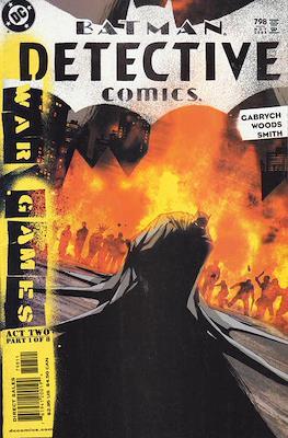Detective Comics Vol. 1 (1937-2011; 2016-) (Comic Book) #798