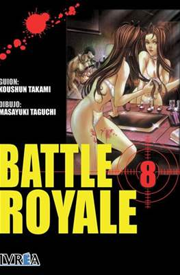 Battle Royale (Rústica) #8