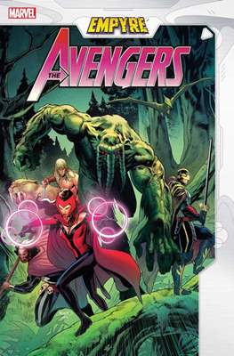 Empyre - The Avengers (Comic Book) #2