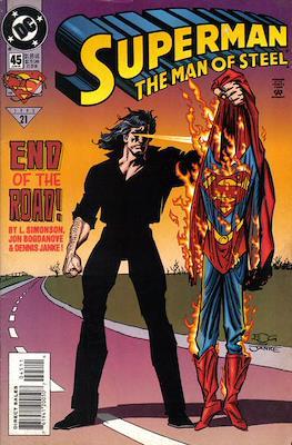 Superman: The Man of Steel (Comic book) #45