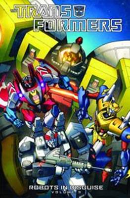 Transformers- Robots in Disguise (Softcover) #3