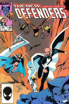 The Defenders vol.1 (1972-1986) (Comic Book 32 pp) #140