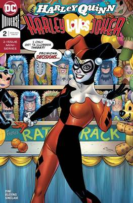 Harley Quinn: Harley Loves Joker (Comic Book) #2