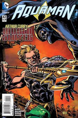 Aquaman Vol. 7 (2011-2016) (Comic-book) #42