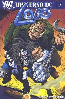 Universo DC: Lobo (Rústica, 208 páginas (2007-2009)) #7