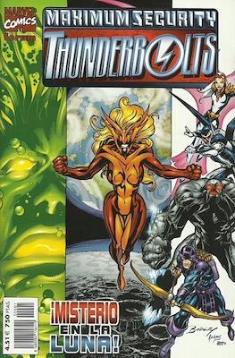 Maximum Security: Thunderbolts (2001). ¡Misterio en la Luna!