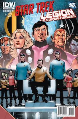 Star Trek/Legion of Superheroes (Grapa) #1