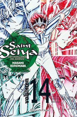 Saint Seiya. Los Caballeros del Zodíaco (Rústica con sobrecubierta) #14