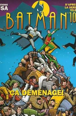 Batman (Cartonné. 46 pp) #10