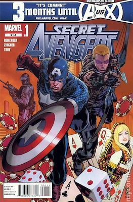 Secret Avengers Vol. 1 (2010-2013) #21.1