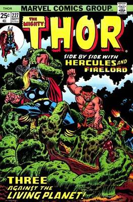 Journey into Mystery / Thor Vol 1 (Comic Book) #227