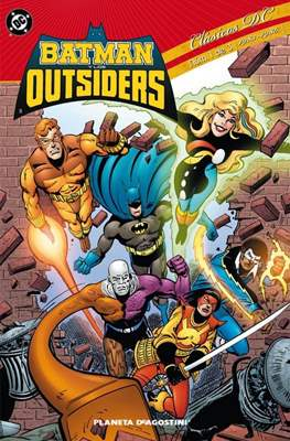 Batman y los Outsiders. Clásicos DC #1