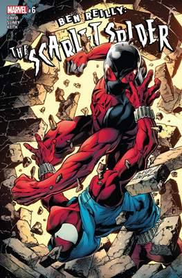 Ben Reilly: The Scarlet Spider (Comic-book) #6