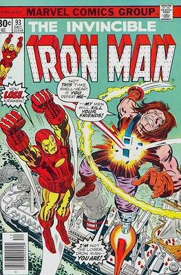 Iron Man Vol. 1 (1968-1996) (Comic book) #93