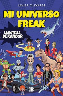 Mi Universo Freak (Rústica 200 pp) #