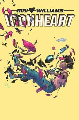 Ironheart: Meant to Fly