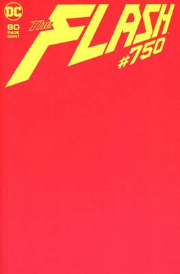 The Flash Vol. 5 (2016- Variant Cover) (Comic Book) #750.8