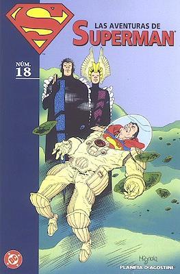 Las aventuras de Superman (2006-2007) (Rústica 96 pp) #18