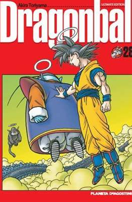 Dragon Ball - Ultimate Edition (Kanzenban) #28