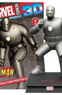 Marvel Héroes 3D: Especiales - Colección Oficial (Grapa) #8