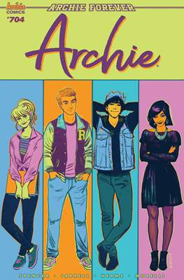Archie (2015-) (Comic Book) #704