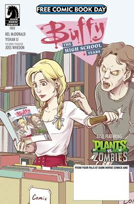 Buffy : The High School Years Free Comic Book Day 2017